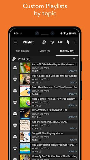 Podcast Addict screenshot 6
