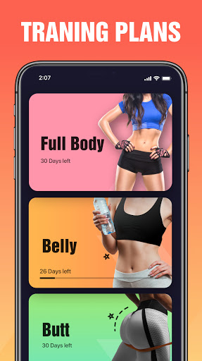 Lose Weight at Home - Home Workout in 30 Days screenshot 9