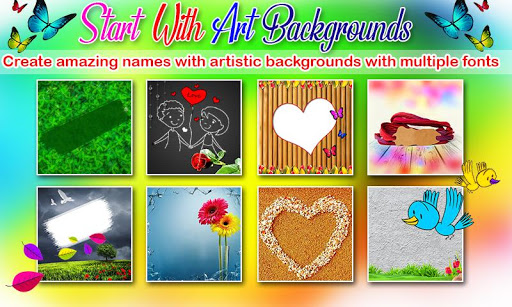 Name Art Photo Editor - 7Arts Focus n Filter 2021 screenshot 4