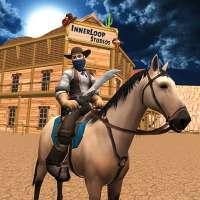 Cowboy  Paard  Rijder  Zwaard  Vechten  Spel  2020 on APKTom