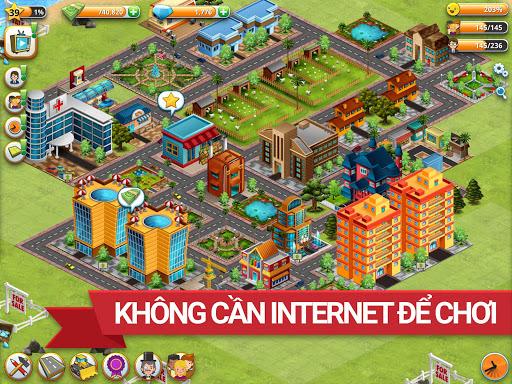 Trò chơi Thành phố Làng Đảo Village Simulation screenshot 15