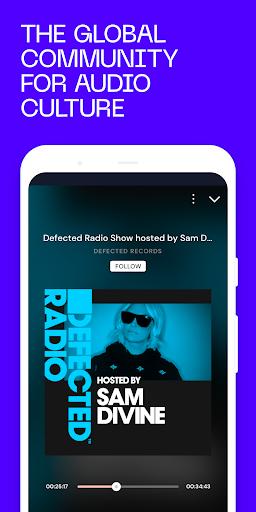 Mixcloud - Radio- & DJ-Mixes screenshot 1