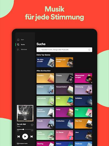 Spotify: Musik und Podcasts screenshot 13
