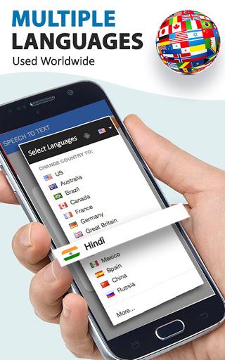 Speech To Text Converter - Voice Typing App screenshot 2