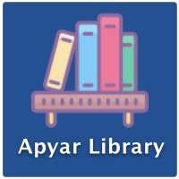 Apyar Library - အပြာစာအုပ်စင် on 9Apps