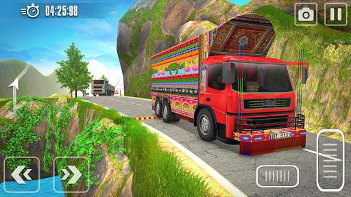 Indian Cargo Truck Driver 2021 screenshot 2