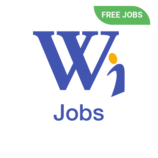 WorkIndia Job Search App - Work From Home Jobs أيقونة