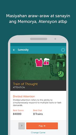 Lumosity - Brain Training screenshot 2