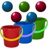 Bucket Ball on 9Apps