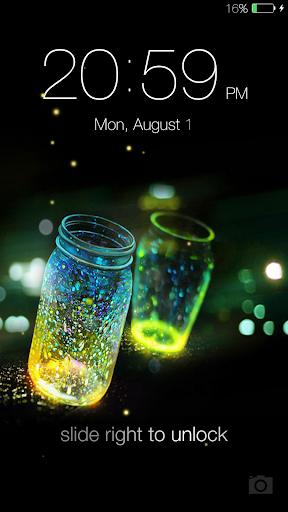 ล็อคหน้าจอหิ่งห้อย screenshot 6