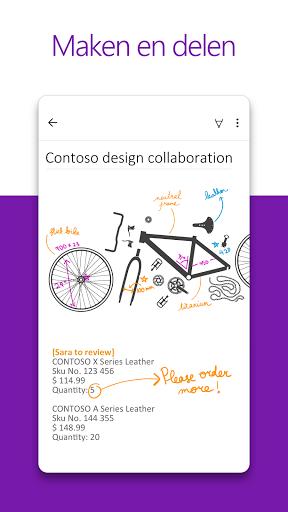 MS OneNote: ideeën opslaan en notities ordenen screenshot 4