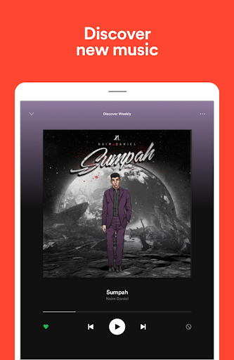 Spotify - Muzik dan Podcast screenshot 10