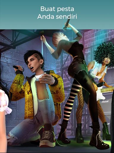 IMVU: social network con amici e chat room screenshot 15