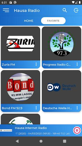 Hausa Radio Free screenshot 3