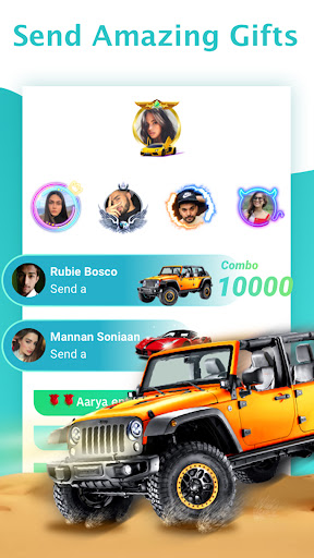 YoYo - Voice Chat Room, Games screenshot 5