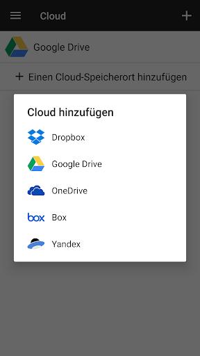 Dateimanager screenshot 8