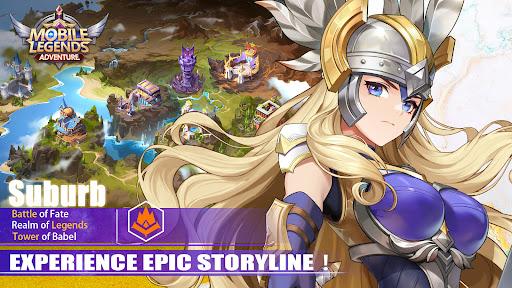 Mobile Legends: Adventure screenshot 4