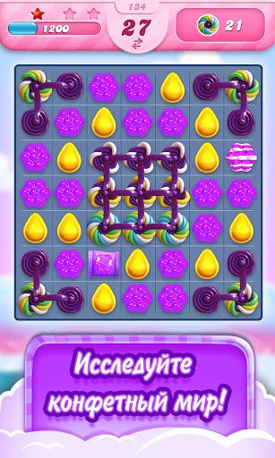 Candy Crush Saga скриншот 1