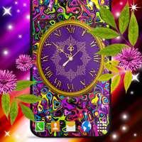 HD Clock Wallpaper ❤️ Beautiful Live Analog Clock on 9Apps