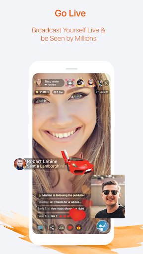 ringID- Live Stream, Live TV  and  Online Shopping screenshot 1