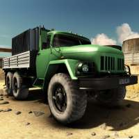 Truck Driver Crazy Road 2 on 9Apps