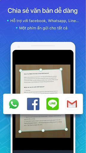 CamScanner:máy quét ảnh, quét thành pdf, miễn phí screenshot 6