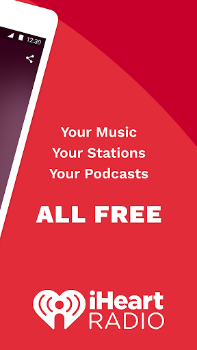 iHeartRadio - Free Music, Radio & Podcasts screenshot 2
