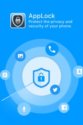AppLock - Powerful App Lock screenshot 1