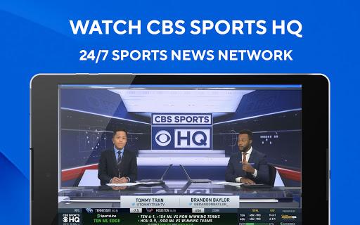 CBS Sports App - Scores, News, Stats & Watch Live screenshot 9