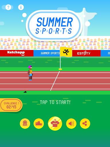 Ketchapp Summer Sports screenshot 6