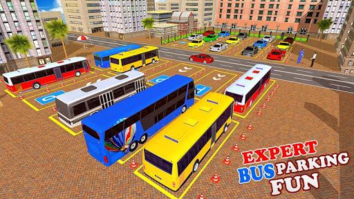 echt Bus Parken 3d screenshot 3