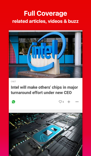 NewsPlus: Local News & Stories on Any Topic screenshot 5