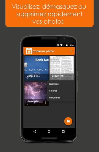 Cadenas Photo screenshot 3