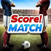 Score! Match - Calcio PvP on 9Apps