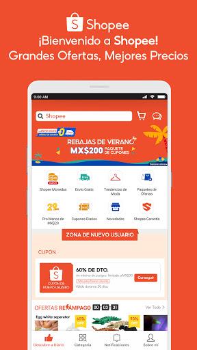 Shopee: Costo Cero de Envío screenshot 1