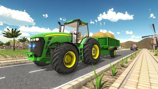 водить машину трактор транспорте скриншот 7