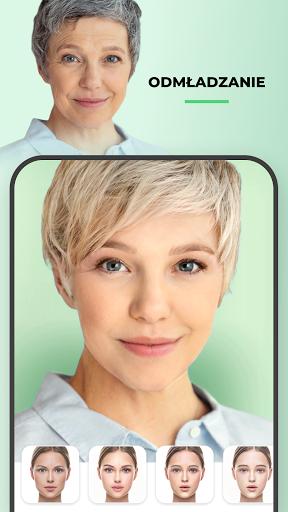 FaceApp – Edytor twarzy i aplikacja upiększająca screenshot 3