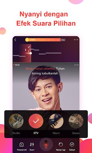 Karaoke Nyanyikan & Rekam musik - WeSing Menyanyi screenshot 5