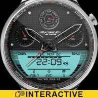Octane Watch Face & Clock Widget on 9Apps