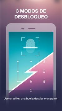Bloqueo De Aplicaciones Con Pin Y Huella Dactilar screenshot 3