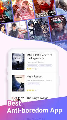 Webnovel screenshot 5