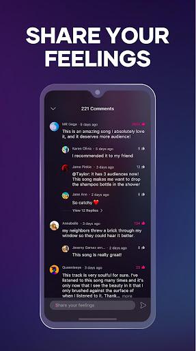 Resso Music- Song Streaming with Lyrics & Radios screenshot 5