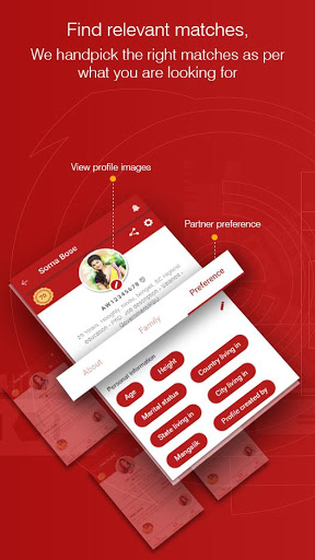 ABPweddings - Bengali, Marathi Matrimonial App 4 تصوير الشاشة