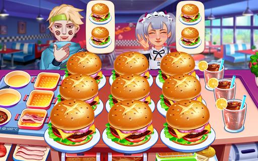 Мастер кулинарии: кулинарная игра Fever Chef скриншот 8