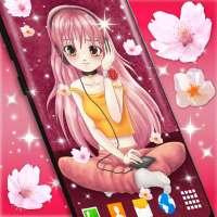 Anime Flowers Live Wallpaper 🌸 Sakura Wallpapers on 9Apps