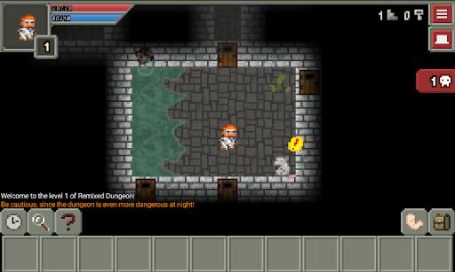 Remixed Dungeon: Pixel Art Roguelike screenshot 7