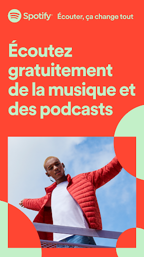 Spotify: musique et podcasts screenshot 1