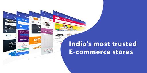 Free Online Shopping India App скриншот 1