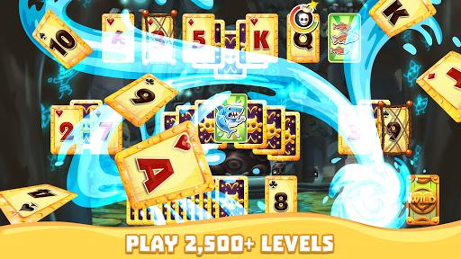 Solitaire TriPeaks Card Games screenshot 1