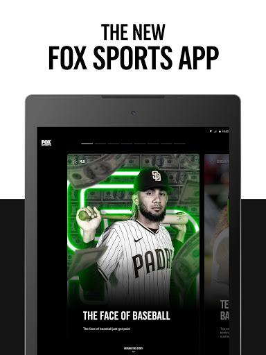 FOX Sports: Latest Stories, Scores & Events screenshot 9